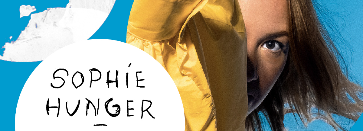 SOPHIE HUNGER A LA CIGALE LE 15 OCTOBRE