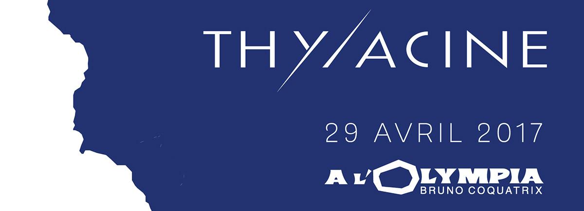 Thylacine à l'Olympia !